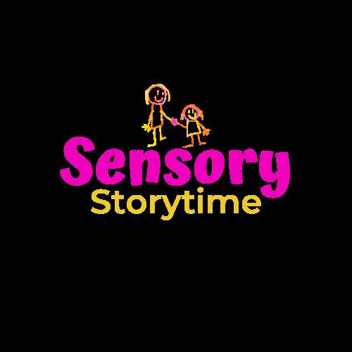 sensory story time graphic